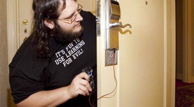 Hotel Lock Cyber-Kinetic