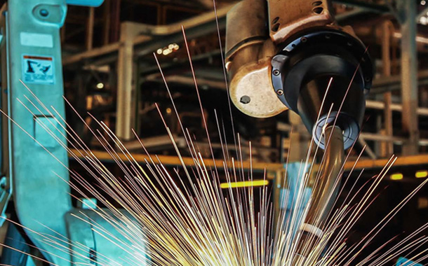 Industrial Robots Cyber-Kinetic