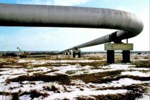 Siberian Pipeline Cyber-Kinetic