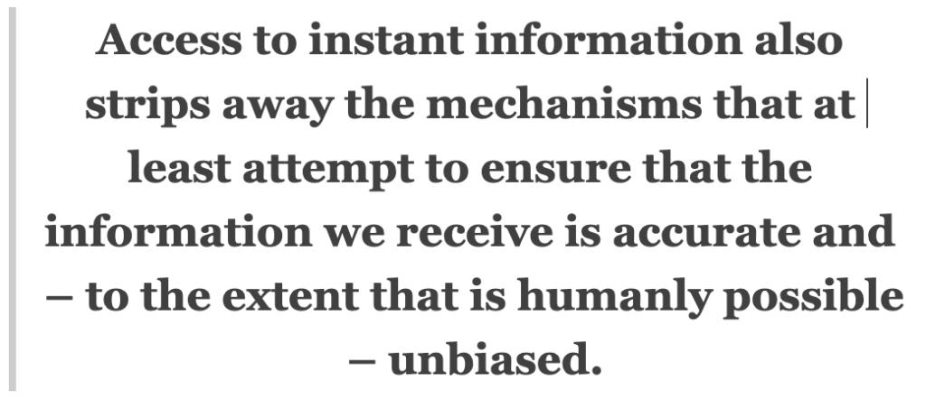 AI disinformation