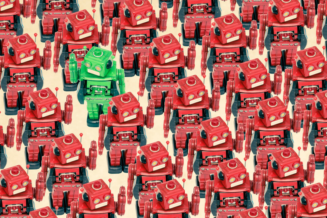 AI Assimilators