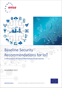 ENISA Baseline Security Recommendations for IoT