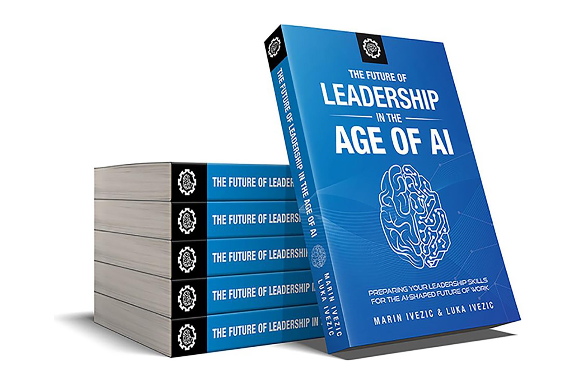 Leadership AI Book