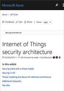 Microsoft-Internet-of-Things-security-architecture
