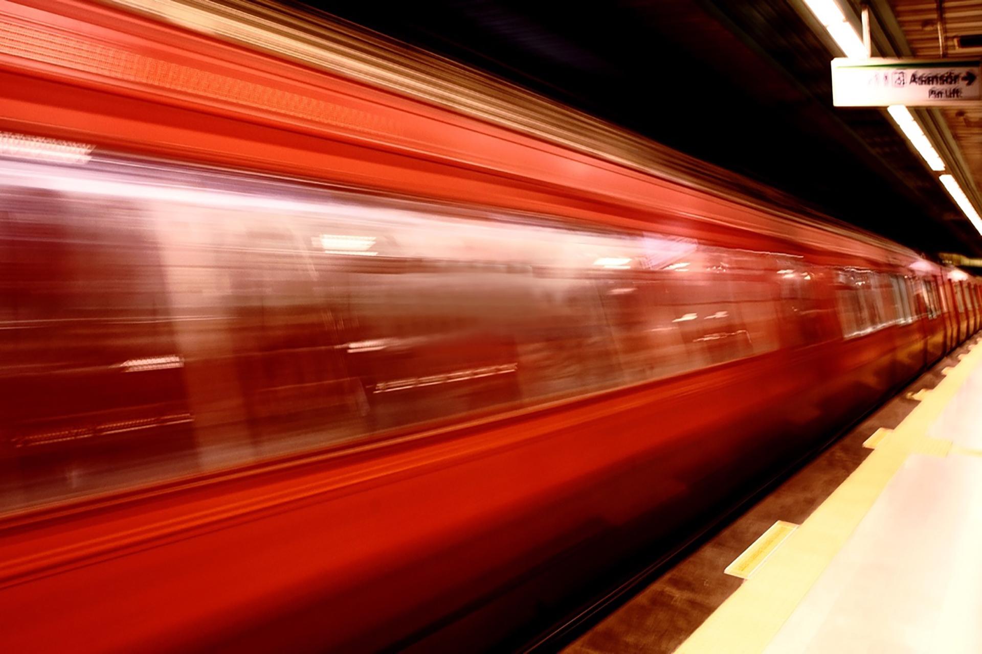Cyber-Kinetic Railway
